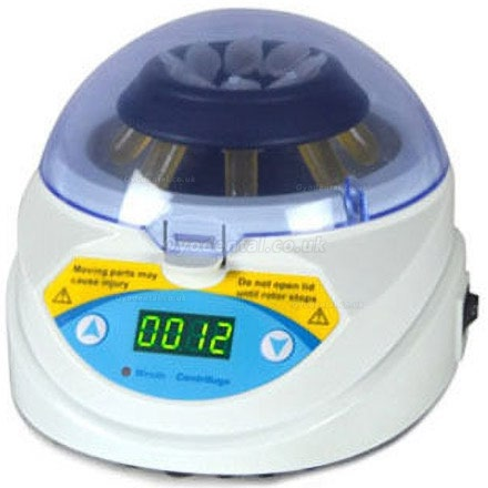 Mini Medical Laboratory Mini Centrifuge Centrifugal Separator 4000rpm