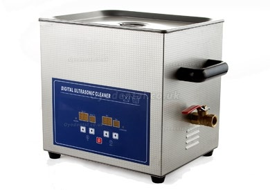 JeKen® Digital Ultrasonic Cleaner Machine(7L PS-D40A)with Timer & Heater