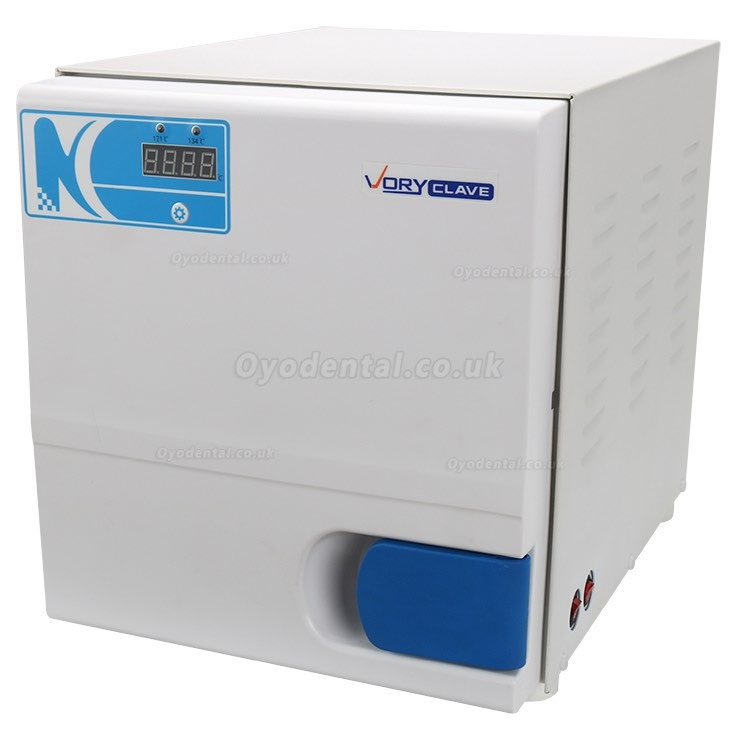 Dental Class N Sterilisator Steamer Autoclave Sterilizer Machine TR250n 17/20/23 Liters