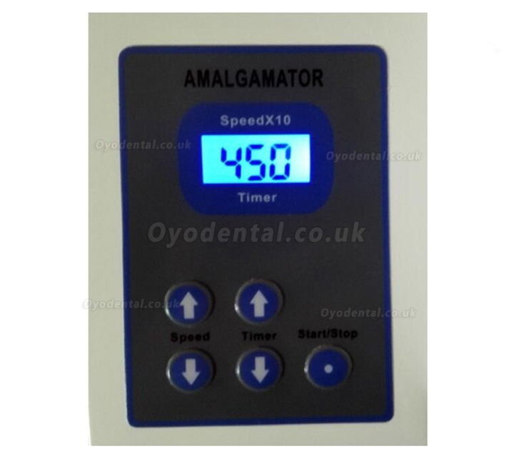Zoneray G10 Dental Amalgamator with LCD Display Time and Speed Setting